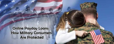 Online Payday Loans: How Military Consumers Are Protected