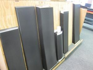 Electrostatic Speaker Grill