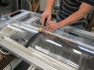 Electrostatic Panel Construction