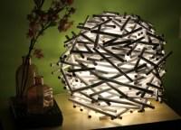 Lampshade Ideas - interior decorating accessories