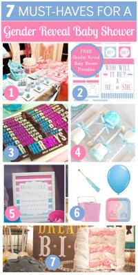 Here Are the Best Baby Gender Reveal Ideas! | Catch My Party