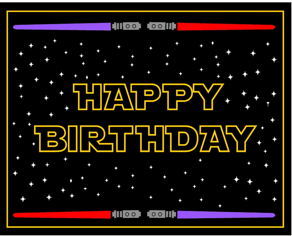 Star Wars Free Printables Catch My Party