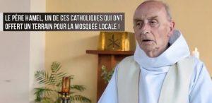 Le père Jacques Hamel
