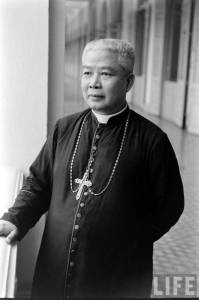 L'Archevêque Nog-Dinh-Thuc