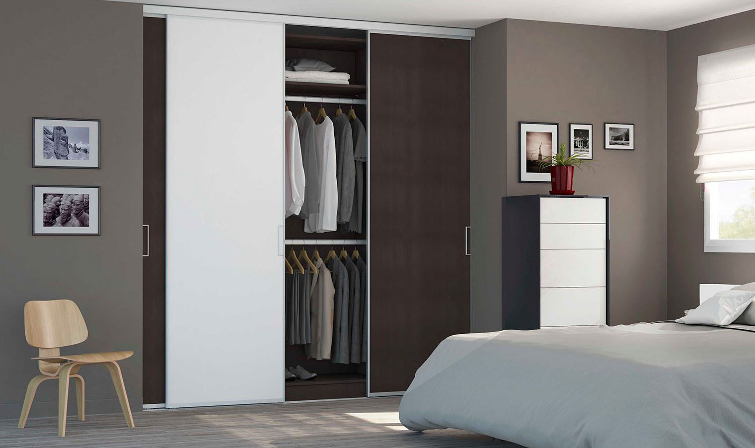cr er son dressing pas cher crer son dressing pas cher affordable comment faire son dressing. Black Bedroom Furniture Sets. Home Design Ideas