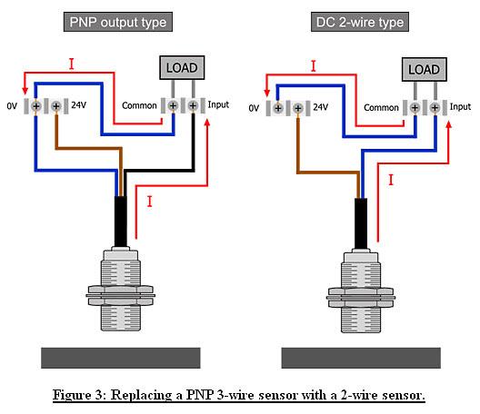 2 wire proximity switch wiring diagram