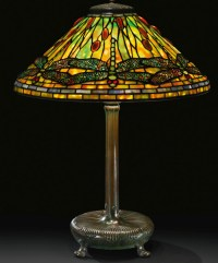 Solid results for Tiffany Studios items at Sothebys 20th ...