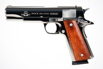 Their basic no frills 1911 is slightly over $400.