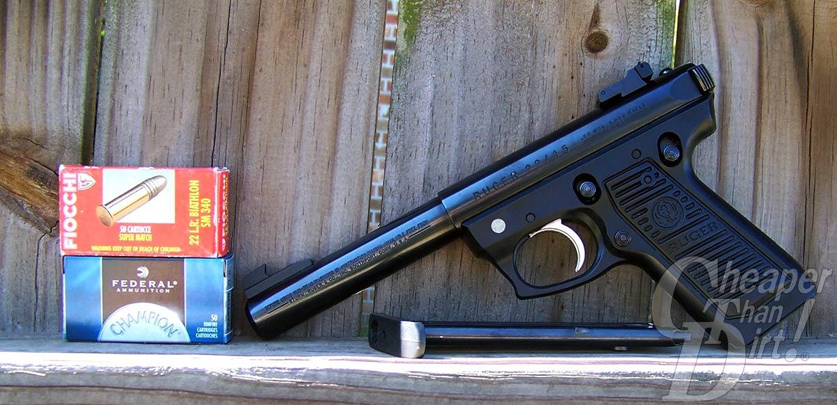 Why Buy The 22 Long Rifle Cartridge