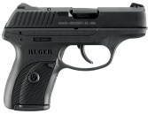 Ruger LC9 right profile