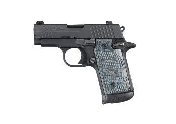 SIG P238 pistol left profile