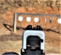 Factory Glock sights