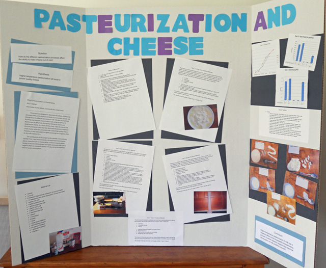 An Award Winning Science Project - science project research