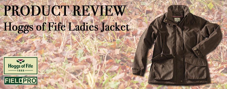 hoggs of fife ladies hunting jacket