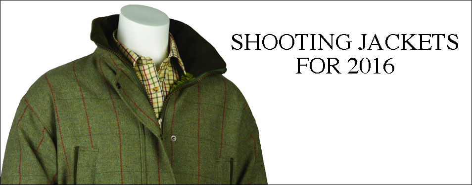 shooting jackets