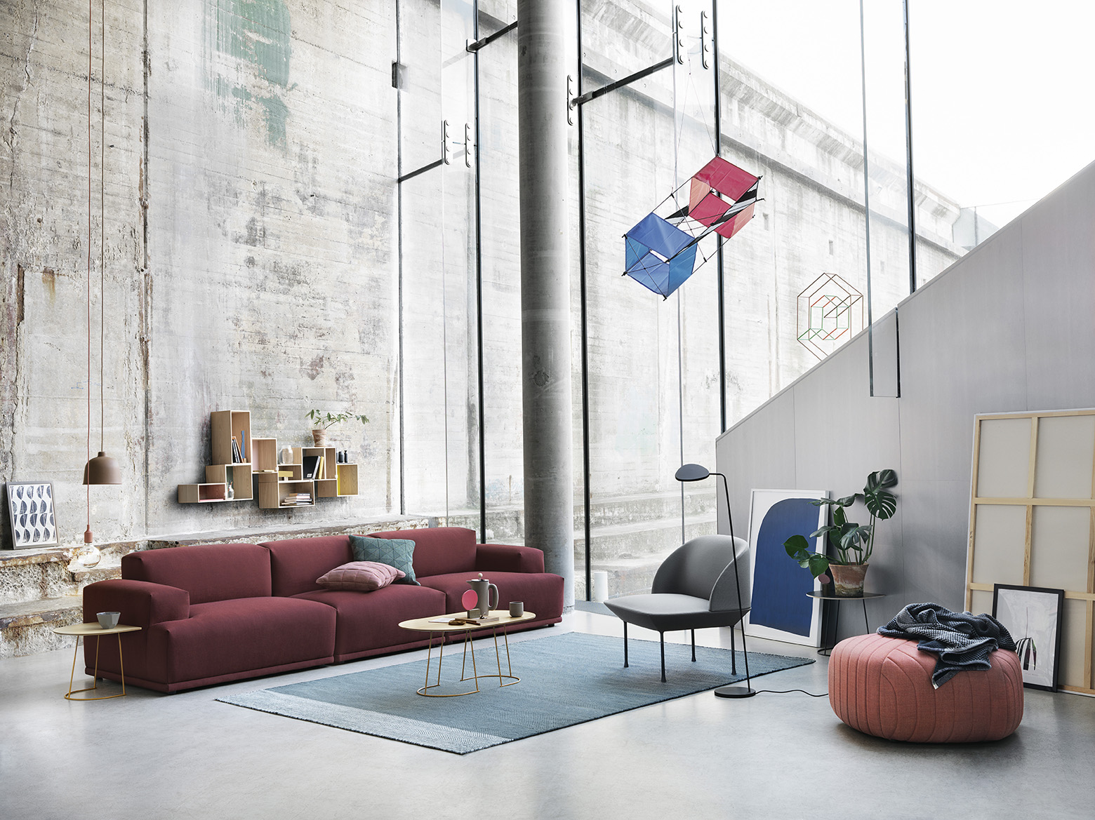 Couchtisch Connect Muuto New Collection Ss16 Chiara Stella Home