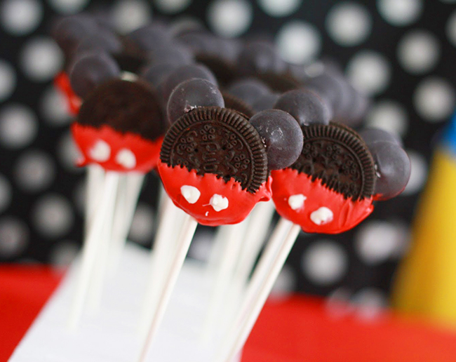 Mickey Mouse Clubhouse Party Chickabug - mickey mouse boy birthday party ideas