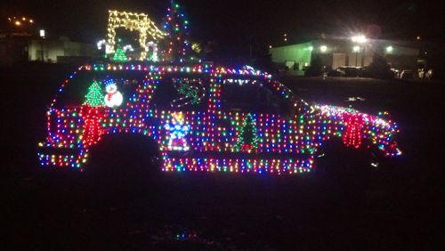 Car Display Wallpaper Vw Matt S Christmas Art Car