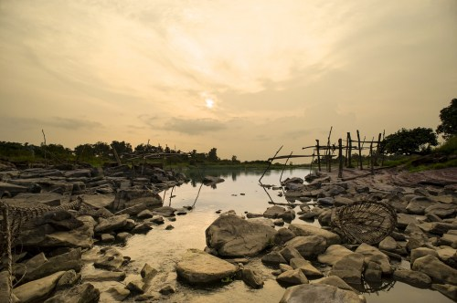 New research indicated that despite an expected increase in the frequency of strong rains, regions north of the Congo Basin will experience more droughts. Ollivier Girard/CIFOR