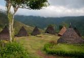 Pinggiran Desa Wae Rebo di Nusa Tenggara Timur, Indonesia.  Banyak orang telah berbicara seperti apakah bentang alam itu; namun hanya sedikit yang menyatakan bagaimana bentang alam akan bekerja dengan nyata untuk menyeimbangkan tujuan tata guna lahan. Aulia Erlangga/CIFOR