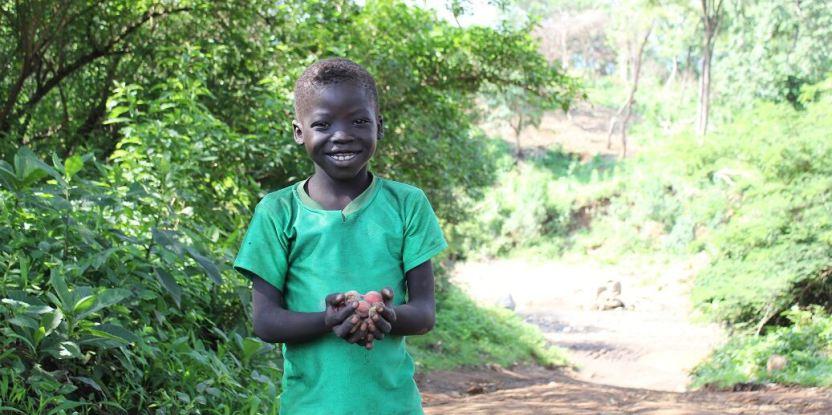 Parvenir à la sécurité alimentaire requiert  de trouver des solutions à trois types de malnutrition. Bronwen Powell/CIFOR