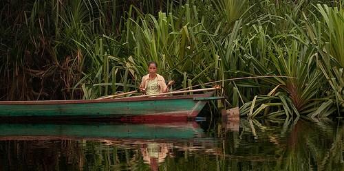 Ketahanan pangan hendaknya mengarah pada peningkatan kualitas dan keberagaman asupan, termasuk asupan dari hasil hutan. Aulia Erlangga/CIFOR