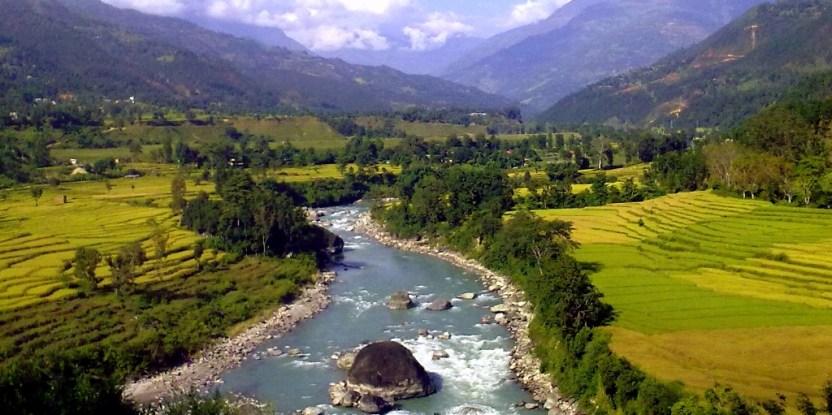 Concurso de fotografía 2015 del Global Landscapes Forum. Foto por Shweta Adhikari.