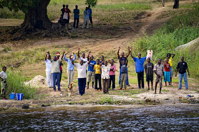 A new generation of forest managers in the Democratic Republic of Congo
