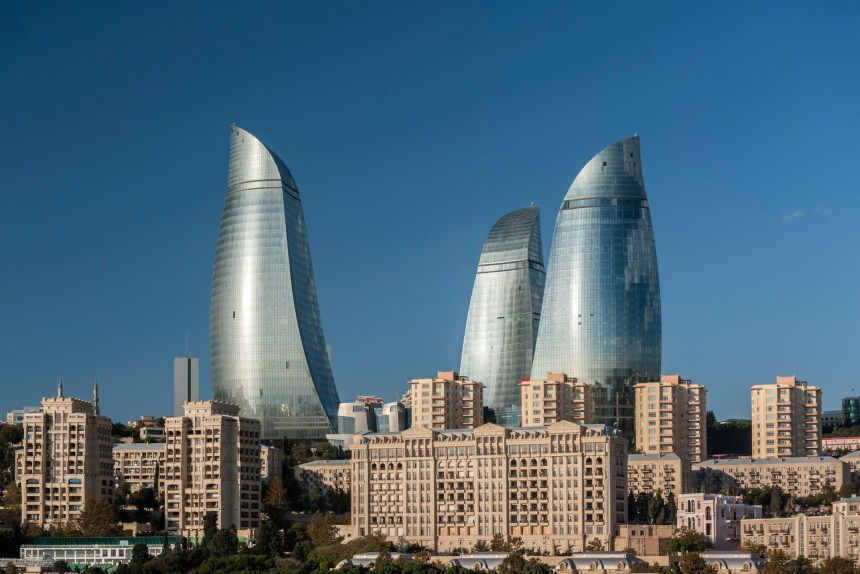 flame-towers-baku-conde-nast-traveller-28april14-alamy