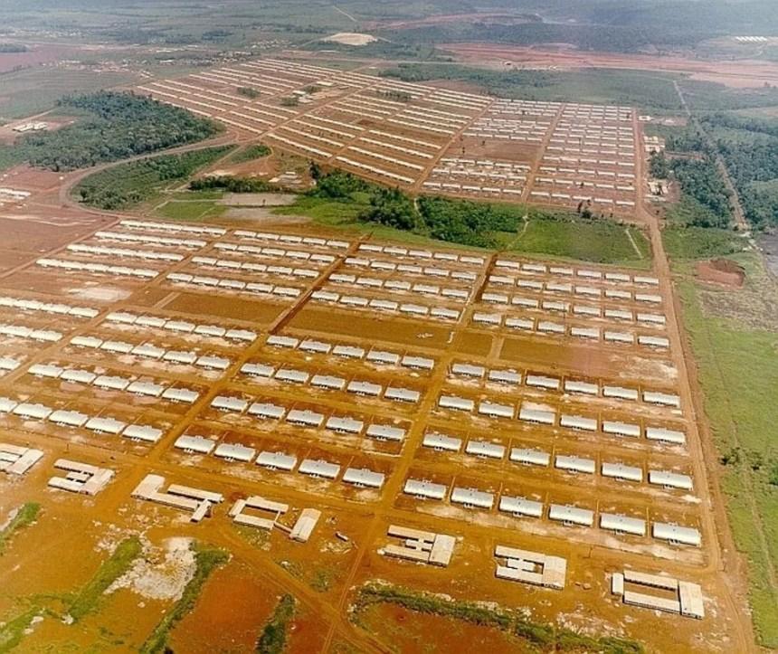 Vila C de Itaipu. Foto: Arquivos da Internet