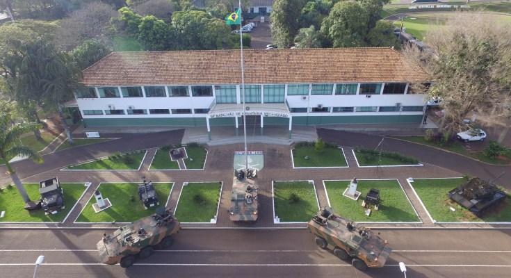 34 Batalhão de Infantaria Motorizado. Foto: Revista 100Fronteiras