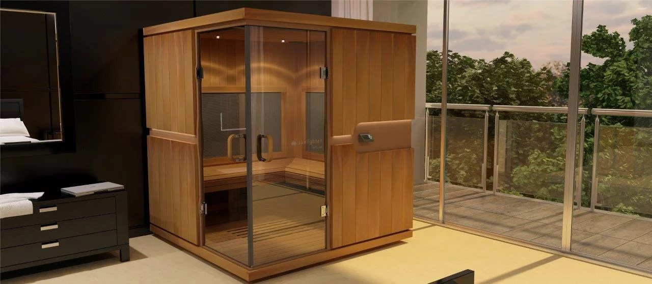 comment installer un sauna chez soi. Black Bedroom Furniture Sets. Home Design Ideas