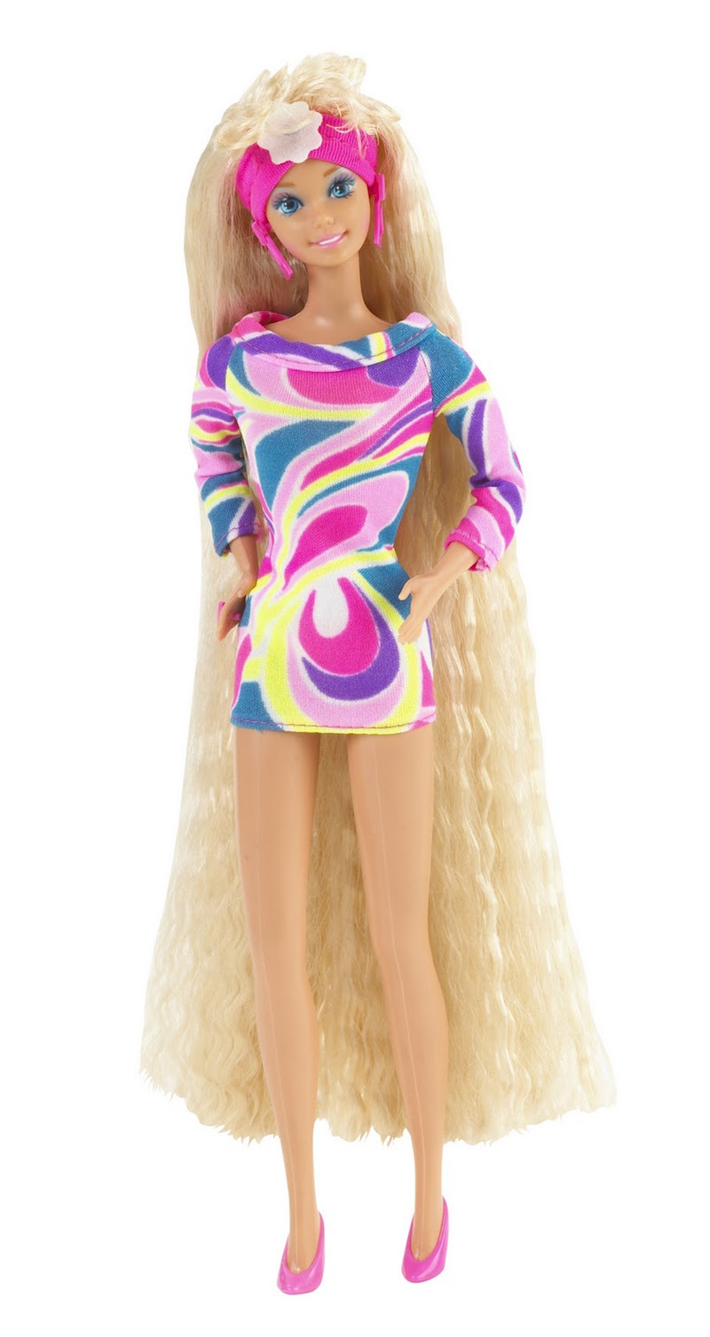 Cliomakeup-Barbie-icon-trend-vintage-Totally hair Barbie