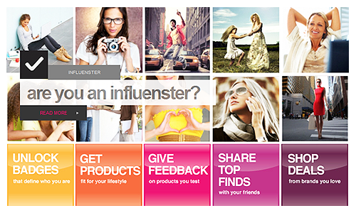 Are you an Influenster?