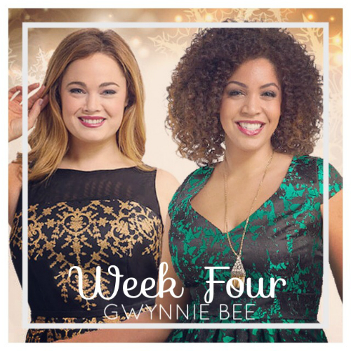 Gwynnie-Bee-Week-Four