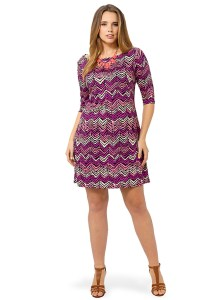 lucie-lu-shift-dress-in-pink-chevron