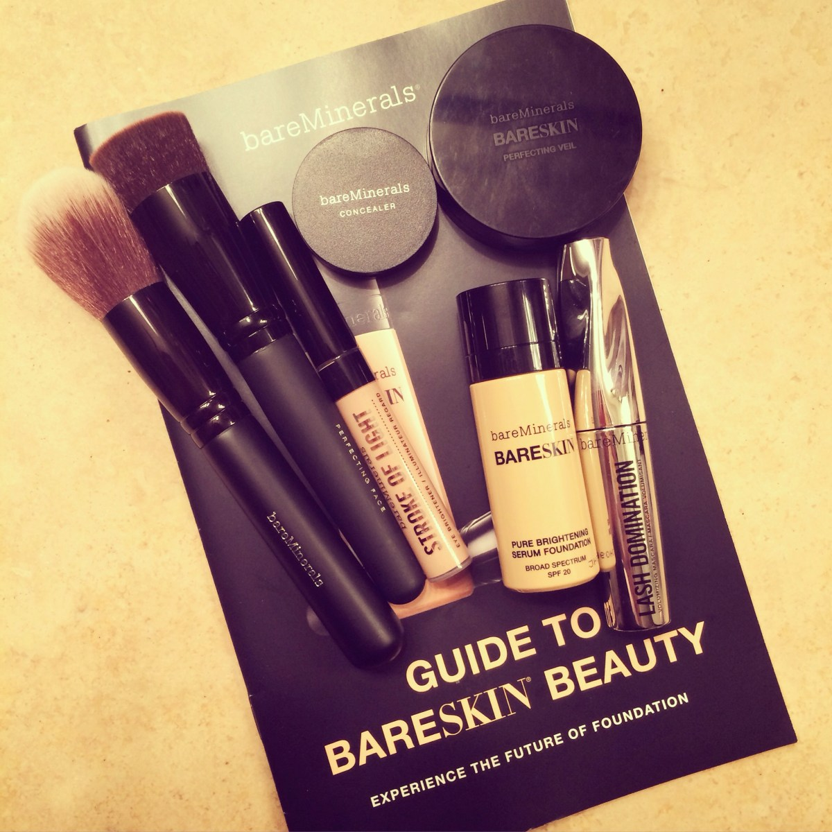 Bare Escentuals BareMinerals bareSkin Get Started Kit