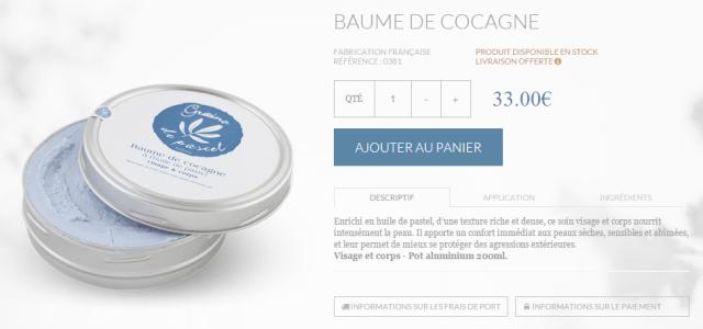 Baume-de-cocagne