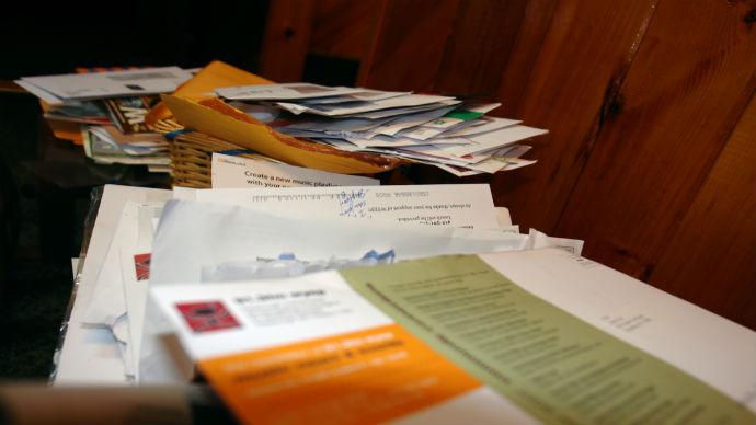 How to Get Rid of Junk Mail - Coldwell Banker Blue Matter