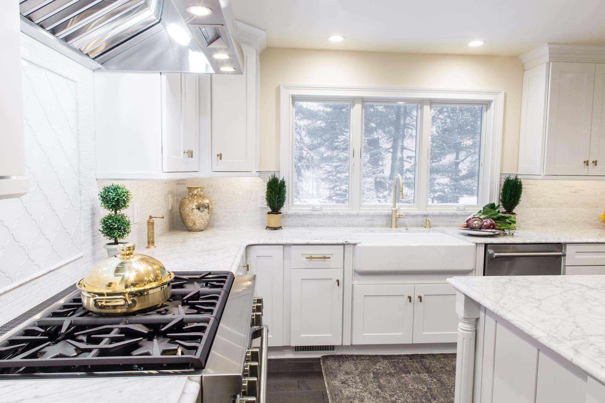 kitchen design trends to watch in white kitchen designs Modern White Kitchen