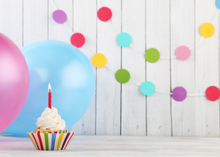 cupcake birthday challenge