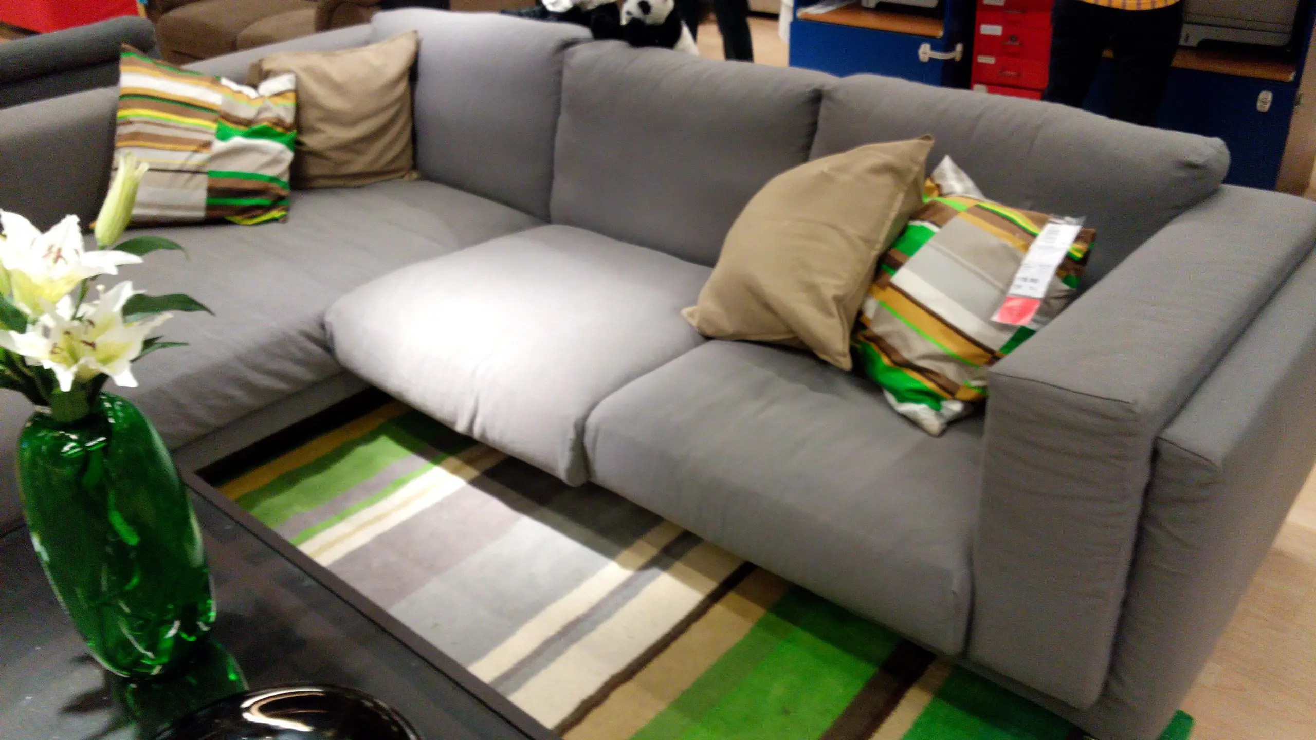 Sofa Test Ikea Nockeby Sofa Review New Ikea Couch Series Mid 2014