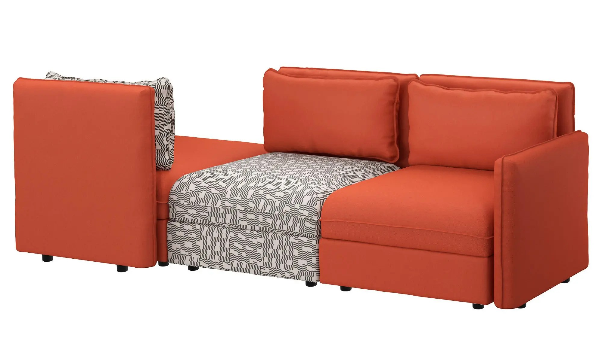 Vallentuna 4 Seat Modular Sofa With 3 Beds Ikea Vallentuna Sofa Review Something Fishy This Way Comes