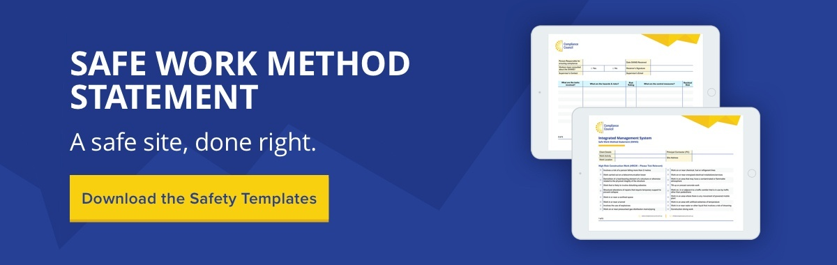 How to Use a Safe Work Method Statement (Including Template)