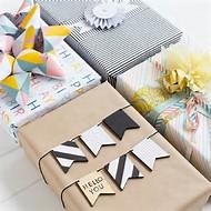 Toutes sortes de paquets cadeaux