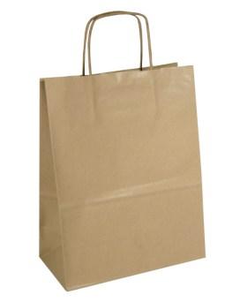 sac en papier kraft recyclé