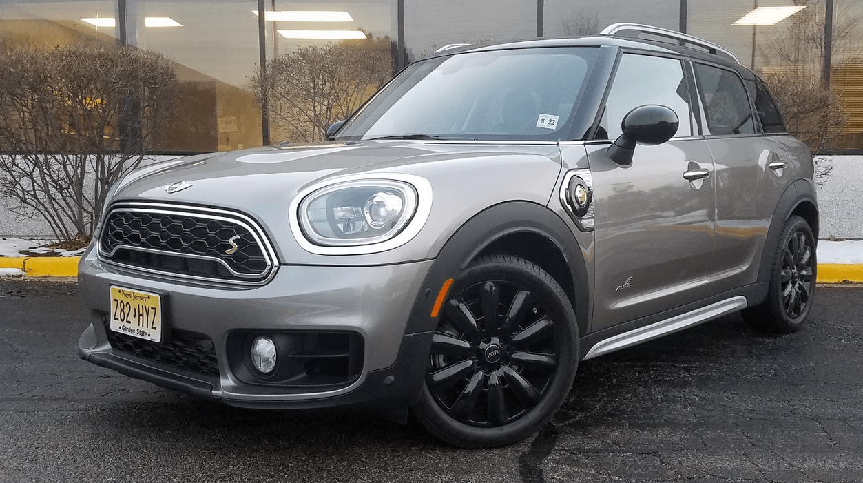 Comfort Fit Test Drive: 2018 Mini Cooper Countryman Plug-in Hybrid