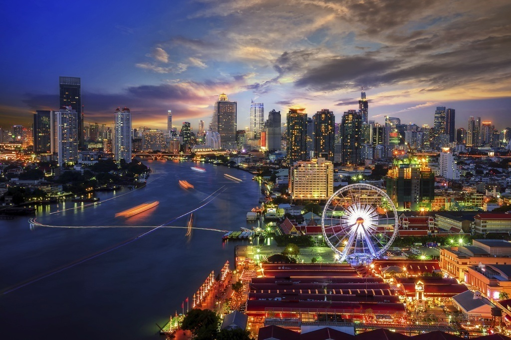 3d River Wallpaper Thailand Continental S Country Of The Week
