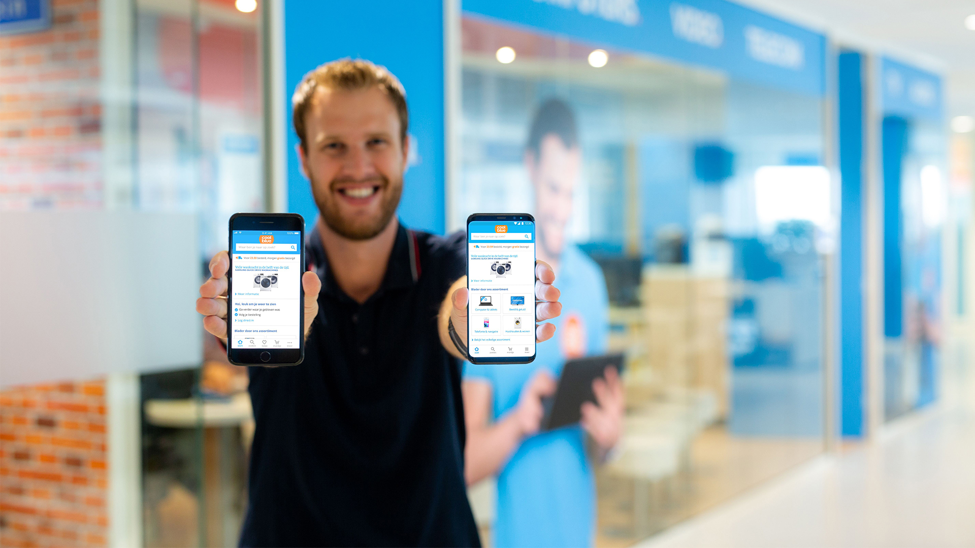 Coolblue Zwembad Coolblue Wint 3 Awards Tijdens De Shopping Awards Coolblue