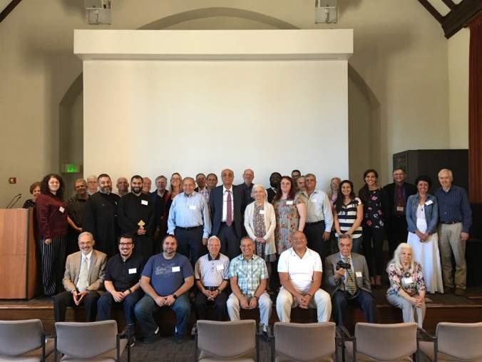 2018 UCLA-St Shenouda conference